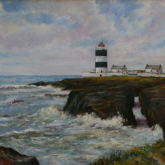 Robert Harcus - Hook lighthouse Co Wexford