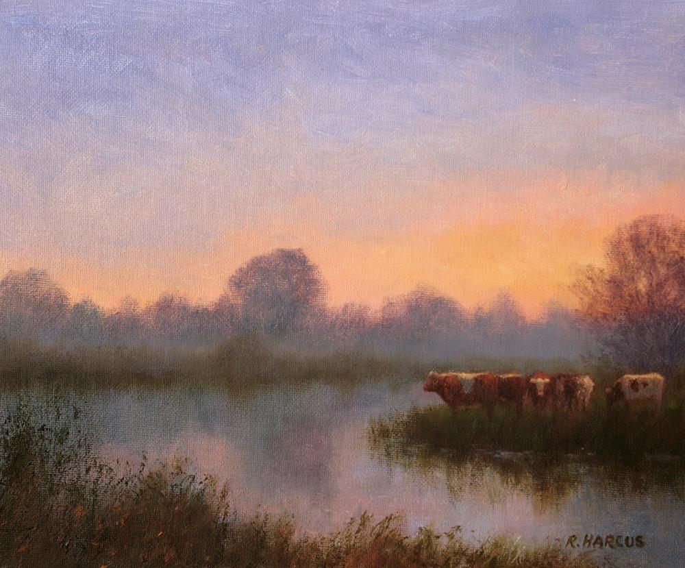 Robert Harcus - Early Morning Thomastown