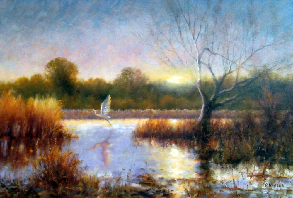 Robert Harcus - The Early Bird